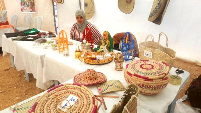 تراث عدن في مهرجان النجع بتونس