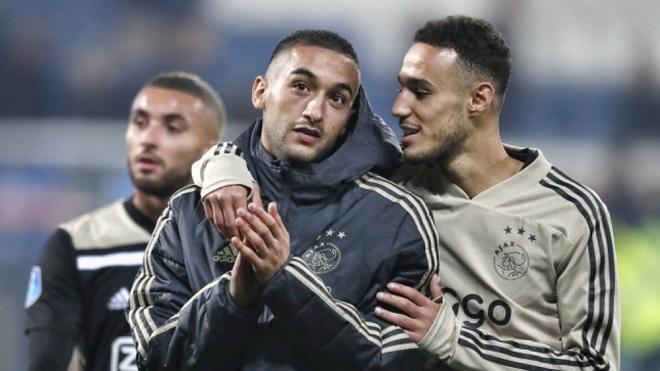 الثلاثي المغربي في مأزق أمام توتنهام بسبب الصيام