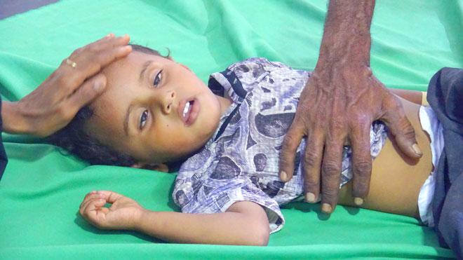 الصحة العالمية: 572 حالة وفاة بالكوليرا في اليمن