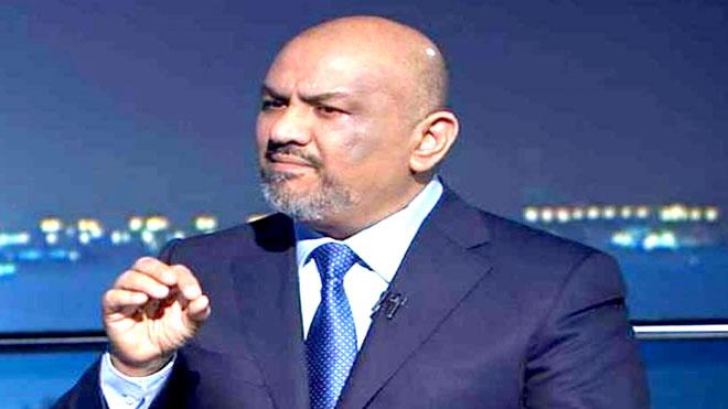 وزير الخارجية خالد اليماني