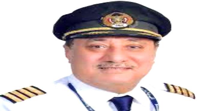 الكابتن طيار حسين علي محمد ذيبان
