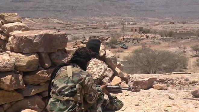 مقتل قيادي حوثي في الضالع.. وإحباط هجوم بصعدة