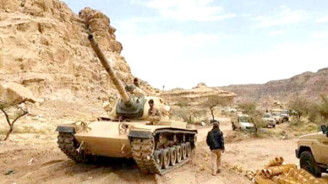 الجيش يفشل هجوما حوثيا جنوب صعدة