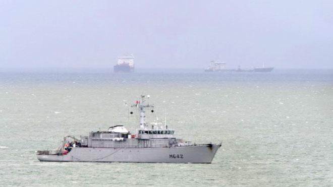 دمشق تدعو لضبط النفس لضمان حرية الملاحة في الخليج
