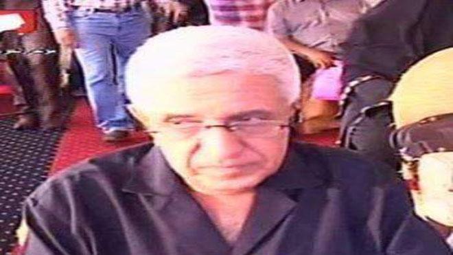 الشاعر والأديب فريد محمد بركات