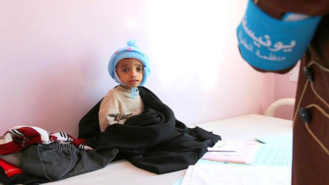 الحكومة اليمنية تدعو الأمم المتحدة لتكثيف برامج مكافحة الكوليرا