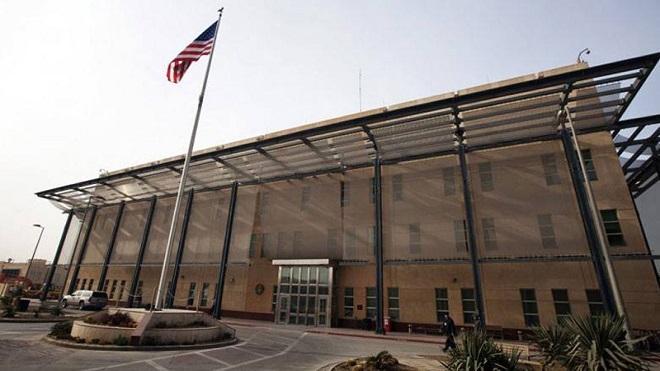 السفارة الأمريكية ببغداد