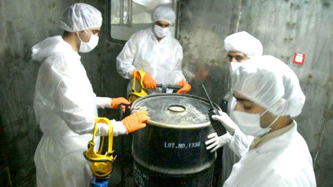 الكشف عن امتلاك الحوثيين نوعا من اليورانيوم - أرشيف