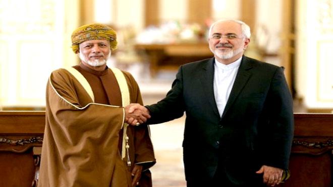وساطة عمانية لتفادي حرب أمريكية إيرانية