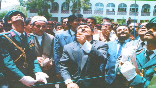 الوحدة اليمنية… لم تبقَ غير الذكرى
