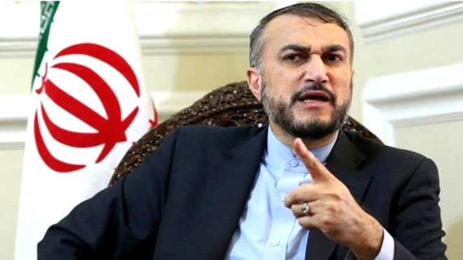 مدير العلاقات الدولية للبرلمان الإيراني حسين أمير عبد اللهيان