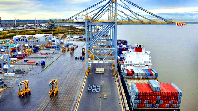 صورة أخرى لميناء بربرة