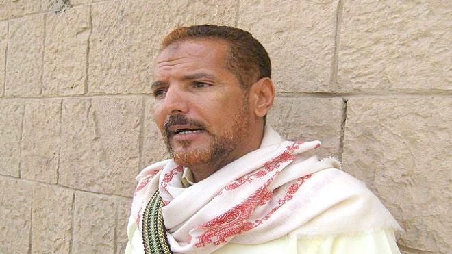 أحمد عمر العبادي المرقشي