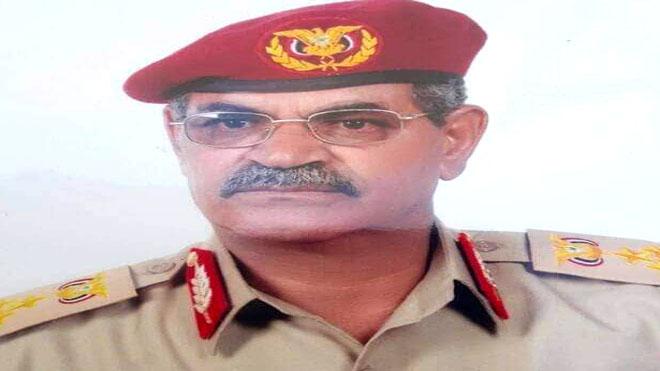 اللواء سيف علي صالح