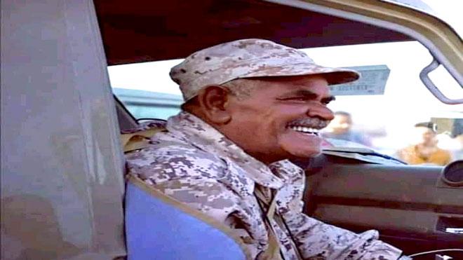 القائد الشجاع سيف علي صالح سكرة