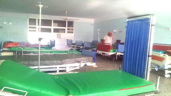 مستشفى النصر في الضالع