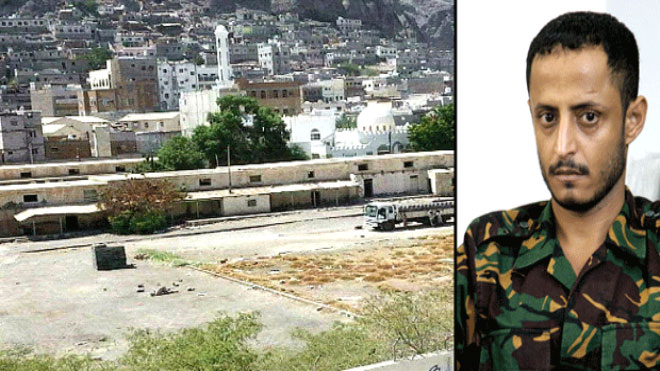 إمام النوبي قائد معسكر عشرين في كريتر