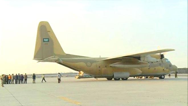 التحالف يعلن عن «جسر جوي» من الرياض إلى عدن