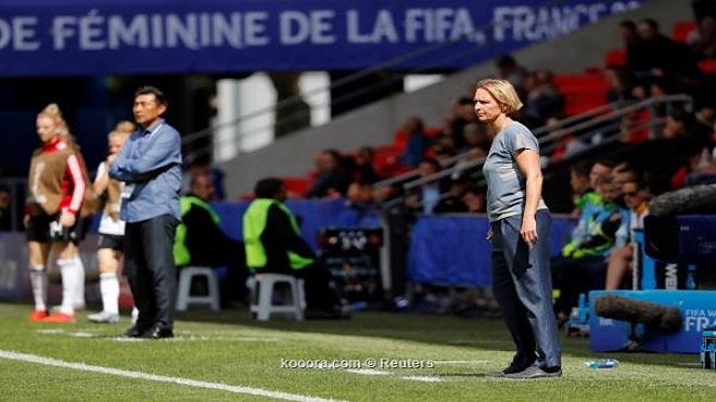 مدربة ألمانيا: الفوارق تقلصت بين منتخبات كرة القدم النسائية