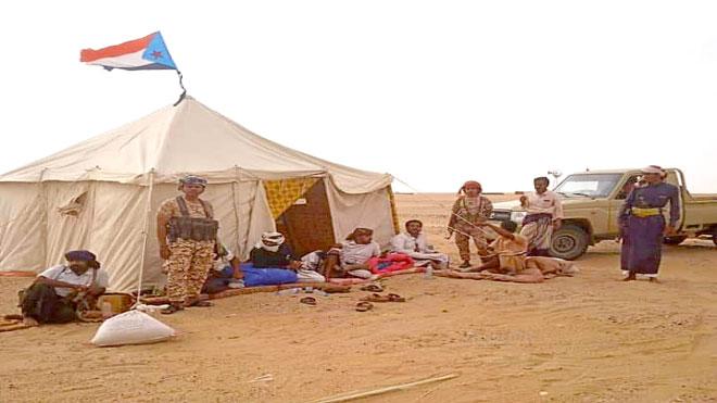 قوات جنوبية تنتشر لتأمين حقول النفط في مرخة