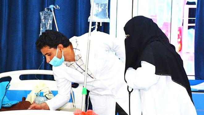 """مسؤولون في الصحة يعلقون على أنباء انتشار """"وباء جديد"""" بعدن"""