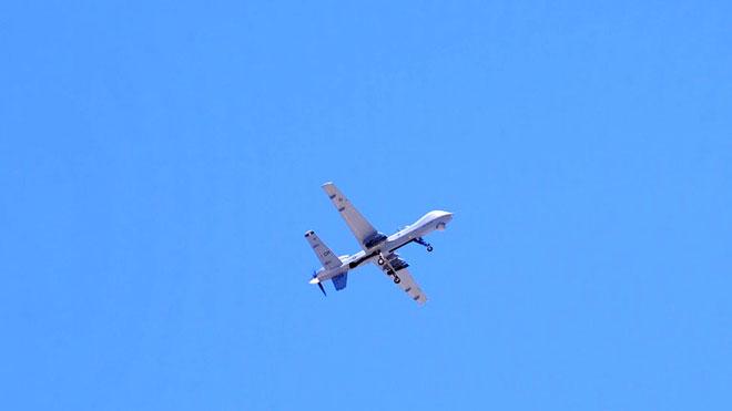 طائرة استطلاع مسيرة
