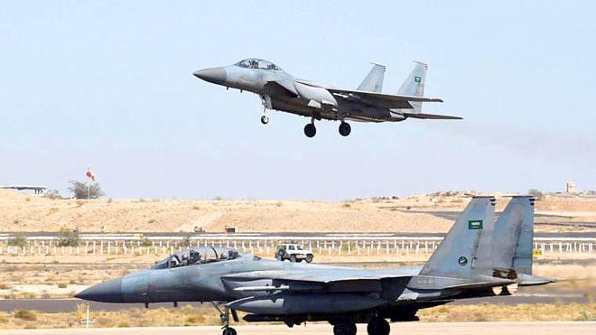 التحالف يؤكد تدمير مخزن طائرات مسيرة في صنعاء