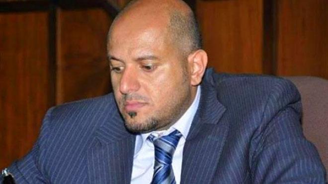 رجل الأعمال المعروف والقيادي في حزب المؤتمر أمين جمعان