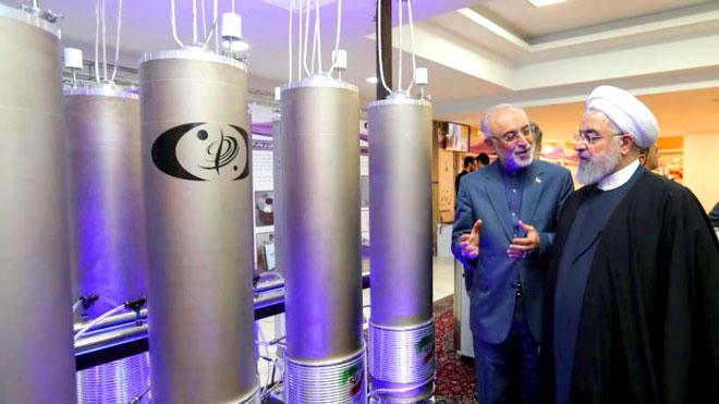 تصعيد نووي إيراني يثير مخاوف غربية