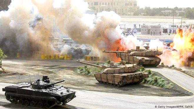 ألمانيا.. 122 رخصة تصدير أسلحة للتحالف باليمن