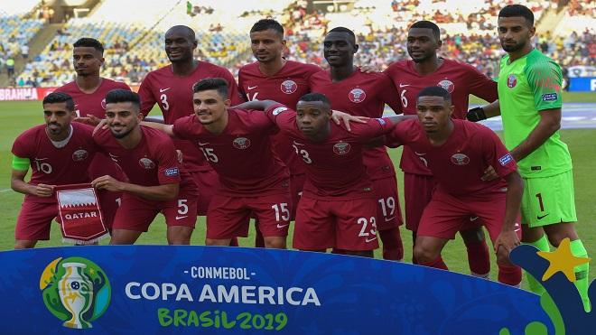 قطر تختبر قوتها أمام نجوم كولومبيا
