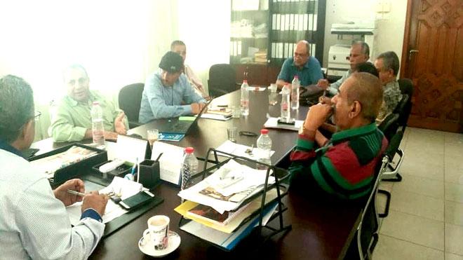 """وزارة الزراعة و""""الفاو"""" يدشنان مشروع إنتاج البذور المحسنة"""