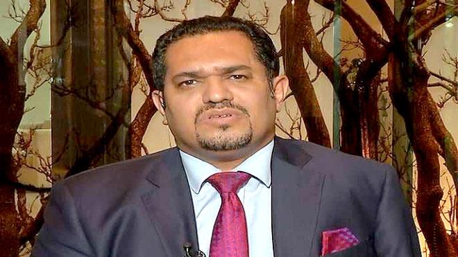وزير حقوق الإنسان في حكومة الشرعية محمد عسكر