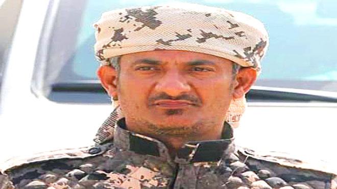 الناطق باسم عملیات تحریر الساحل الغربي وضاح الدبیش