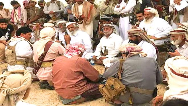 قبائل عبيدة بمحافظة مأرب