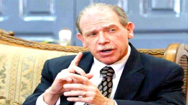 السفير الأمريكي الأسبق لدى اليمن جيرالد فايرستاين