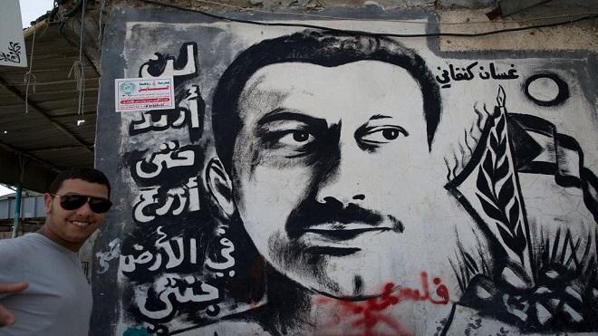 في ذكرى رحيل كنفاني.. روائيون عرب يلتقون في فلسطين