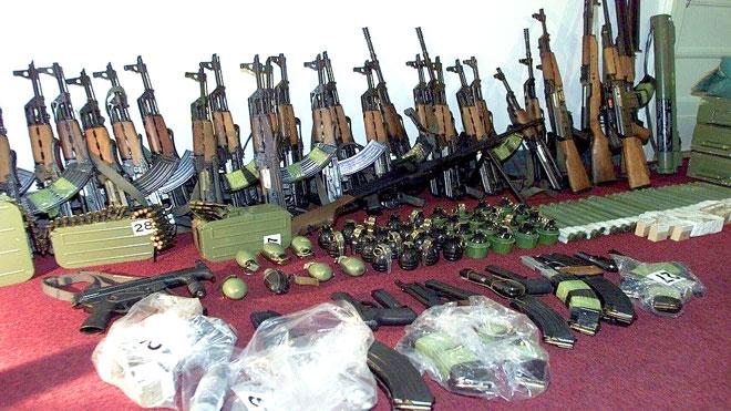وزير داخلية الأردن الأسبق: أتمنى وجود 50 مليونا وليس عشرة ملايين قطعة سلاح
