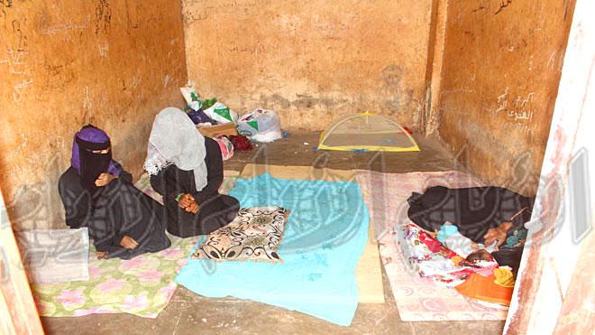 سجينات في الحوطة بلا محاكمة ولا رعاية