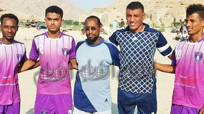 عادل عبد الولي مدرباً لفريق نادي طليعة حبان