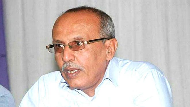 عضو هيئة الرئاسة بالمجلس الانتقالي الجنوبي علي الكثيري