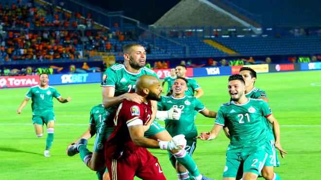 أمم إفريقيا 2019: الجزائر تريد كتابة تاريخها في نصف النهائي