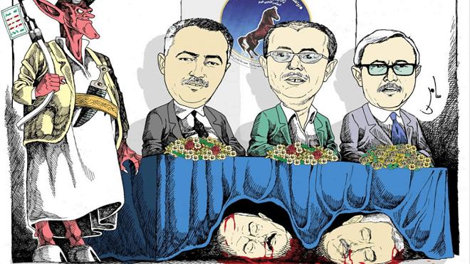 رعاية أوروبية ودعم عربي لتوحيد شتات حزب المؤتمر اليمني