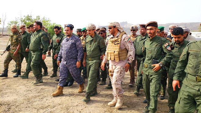 قوات الطوارئ تدشن المرحلة الثانية للعام التدريبي