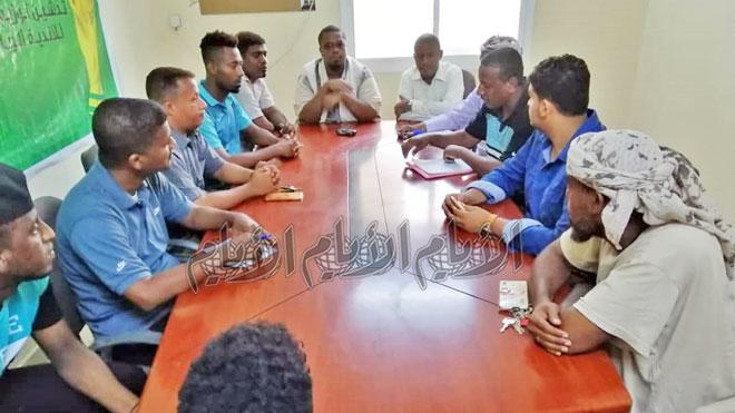 انطلاقة بطولة يد أندية ساحل حضرموت التنشيطية في أواخر يوليو