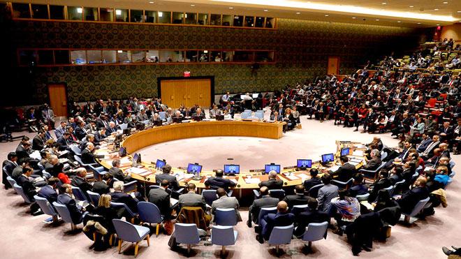 مجلس الأمن يقر مشروعا بريطانيا بشأن اليمن