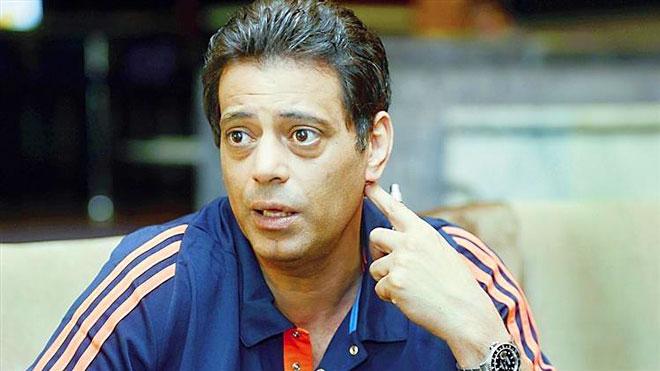المدرب العام السابق للمنتخب المصري لكرة القدم هاني رمزي