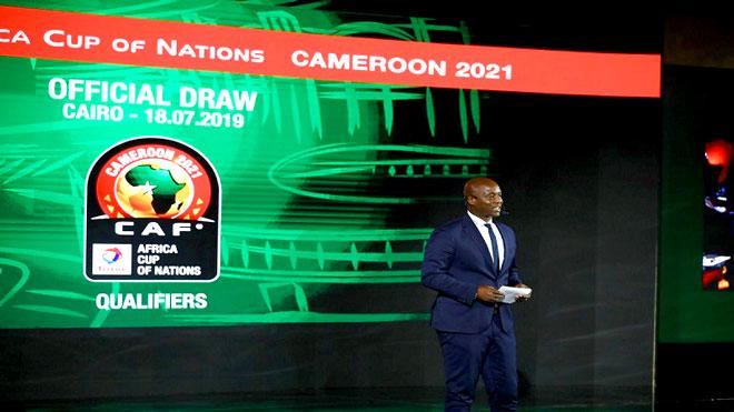 سحب قرعة تصفيات أمم إفريقيا 2021