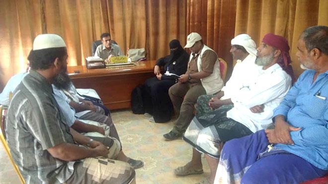 مدير القطن يبحث دعم المزارعين عبر مشروع الطوارئ