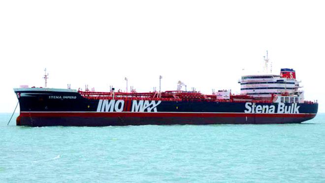 """إيران: """"احتجاز ناقلة النفط البريطانية إجراء قانوني"""""""